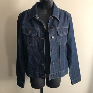 Vintage Guess Jean Jacket XL Made in USA